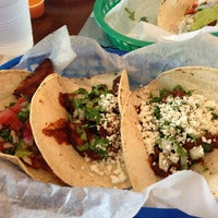 Photo taken at Tacodeli by David L. on 2/10/2013