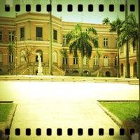 Photo taken at Arquivo Nacional by Rachel T. on 11/29/2012
