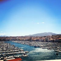 Photo taken at Old Port of Marseille by Isabelle S. on 6/24/2013