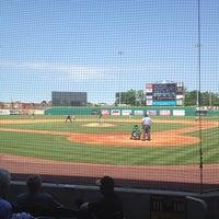 Photo taken at Bowling Green Ballpark by Slim N. on 5/26/2013