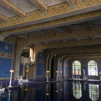 Photo taken at Hearst Castle Roman Pool by Wendy H. on 5/10/2016