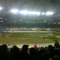 Photo taken at Tacoma Dome by Daniel S. on 1/5/2013