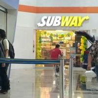 Photo taken at Subway by Cruz G. on 5/27/2016