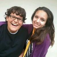 Photo taken at Escola Adventista de Blumenau by Ana Karolina d. on 9/23/2012