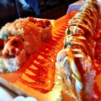 Photo taken at Butterfly Sushi by Silvana F. on 11/12/2012