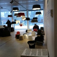 Photo taken at Dansk Design Center by George J. on 12/9/2012
