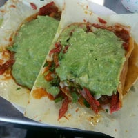 Photo taken at Tacos El Franc by Arianna G. on 7/6/2016