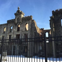 Photo taken at Smallpox Hospital by Cari on 2/1/2016