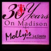 Photo taken at Molly's La Casita by Rebecca R. on 12/13/2012