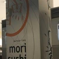 Photo taken at Mori Sushi by Sara H. on 10/13/2016