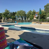 Photo taken at Mays Chapel Swim Club by Ed K. on 6/9/2016