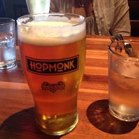 Photo taken at HopMonk Tavern by Julianne C. on 8/23/2013