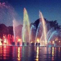 Photo taken at Gorky Park by Dmitry G. on 7/28/2013