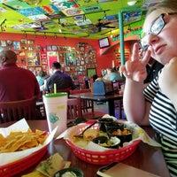 Photo taken at Tijuana Flats by Angie W. on 10/11/2016
