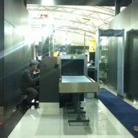 Photo taken at X-Ray Cabin Int'l Terminal 3 by Choerul I. on 12/8/2012
