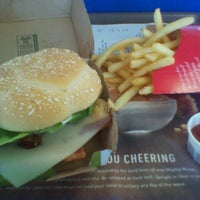 Photo taken at McDonald's by sunny on 10/21/2013