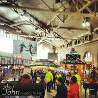 Photo taken at South Station Food Court by John L. on 12/30/2012