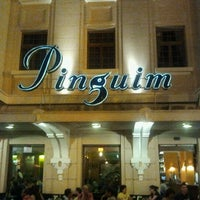Photo taken at Pinguim by Andriu C. on 1/23/2013