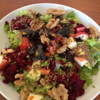 Photo taken at Catch A Healthy Habit Cafe by Taysha A. on 9/23/2012