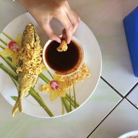 Photo taken at Firdausy Seafood Corner by Ain S. on 5/1/2016