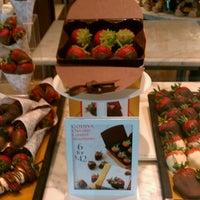 Photo taken at Godiva Chocolatier by kuya L. on 5/17/2013