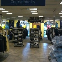Photo taken at FIU Bookstore by Rick H. on 1/4/2013