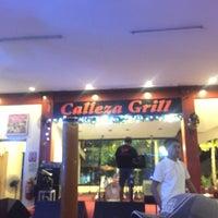 Photo taken at Calleza Grille by Faith G. on 1/23/2016