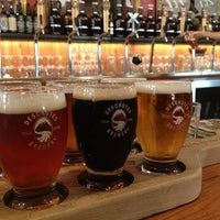 Photo taken at Deschutes Brewery Portland Public House by Gloria M. on 6/30/2013