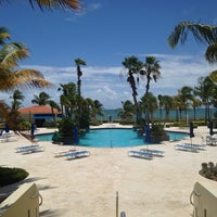 Photo taken at Costa Caribe Golf & Country Club @ Ponce Hilton Resort & Casino by Beth F. on 9/1/2014