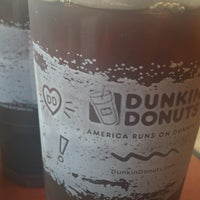 Photo taken at Dunkin' Donuts by Beth F. on 8/18/2016