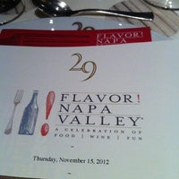Photo taken at Vineyard 29 by Erica J. S. on 11/15/2012