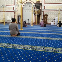 Photo taken at Masjid Sepang by nazrul c. on 2/28/2016