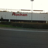 Photo taken at Centro Commerciale Auchan by Claudio C. on 9/29/2012