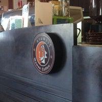 Photo taken at Wawee Coffee by Pimpinan C. on 9/27/2014
