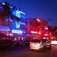 Photo taken at Ocean Drive by alessandra g. on 4/27/2013