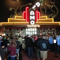 Photo taken at Alamo Drafthouse Cinema – Slaughter Lane by Allie B. on 4/19/2013