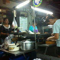 Photo taken at บะหมี่นายก้า by BooM S. on 4/21/2013