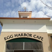 Photo taken at Egg Harbor Cafe by Stephen G. on 3/30/2013