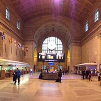 Photo taken at Union Station (YBZ) by Greg S. on 1/9/2013