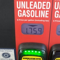 Photo taken at Frys Fuel Depot by Asha P. on 4/19/2015