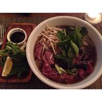 Photo taken at Cocina Sunae by Eri U. on 3/1/2014