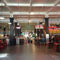 Photo taken at Grand Central Market by Marie M. on 9/12/2013
