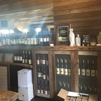 Photo taken at Sherwood House Tasting Room by Diana G. on 10/12/2016