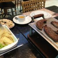 Photo taken at Dom Speto Steak House by Alessandra F. on 5/30/2013