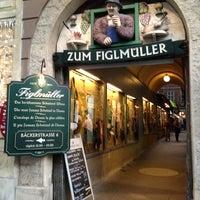 Photo taken at Figlmüller by özge z. on 6/22/2013