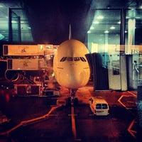 Photo taken at Terminal 3 by StijnV on 10/20/2012