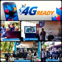 Photo taken at Graha XL Axiata Bali by Arigembul on 9/24/2013