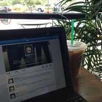 Photo taken at Starbucks by Michelle V. on 6/11/2013