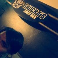 Photo taken at Galera's Rock Bar by SaMi C. on 3/30/2014