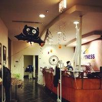 Photo taken at LA Fitness by Brandon B. on 10/31/2014